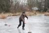 Eisstockschießen