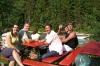 Jahresausflug zum Rafting